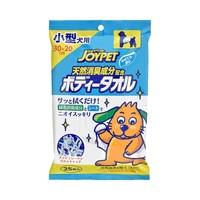 JOYPET 加宜 宠物湿巾 犬用 25片 *2件