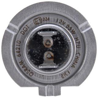 欧司朗(OSRAM) H7 汽车灯泡大灯灯泡远光灯近光灯车灯灯泡卤素灯 长寿型 12V  (单支装)