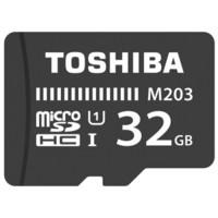 TOSHIBA 東芝 32G UHS-I Class10 TF儲存卡