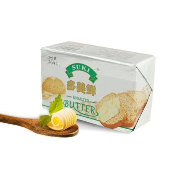 SUKI  多美鲜 动脂黄油 淡味 454g
