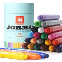 特寶兒(topbright)JORMA24色絲滑蠟筆 可水洗兒童蠟筆 *5件