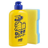 SOFT99 SF-05054 玻璃油膜清潔劑 270g *3件