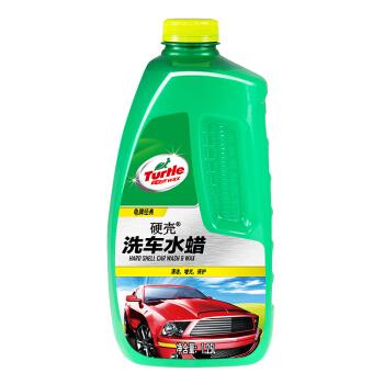 Turtle Wax 龟牌 G-4008 硬壳高泡洗车液 1.25L