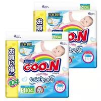 88VIP:GOO.N 大王 维E系列 婴儿纸尿裤 S104