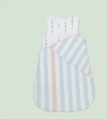 L-LIANG 良良 婴幼儿背心睡袋 蓝色