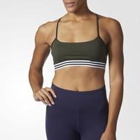 凑单品: adidas 阿迪达斯 Cross-Back 女士运动内衣 *2件