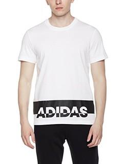 adidas 阿迪达斯 GFX T LNG PUFF 男式短袖T恤