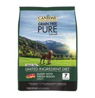卡比 无谷草原配方成犬粮 5.4kg