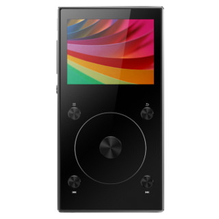 飞傲(FiiO)X3三代 便携无损音乐播放器 黑色