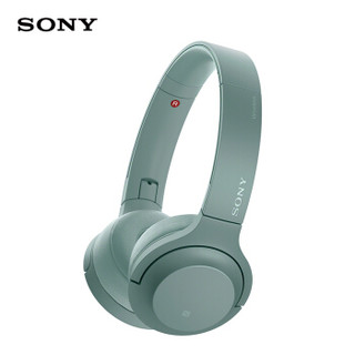 SONY 索尼 WH-H800 Hi-Res头戴式 蓝牙耳机