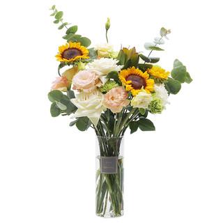 FlowerPlus 花加 教师节沐光主题 鲜花花束