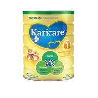 Karicare 可瑞康 婴幼儿配方羊奶粉 1段 900g 3罐装