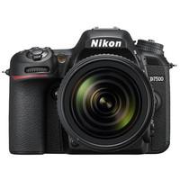 Nikon 尼康 D7500(18-200mm f/3.5-5.6G ED VR 防抖鏡頭)APS-C畫幅單反套機