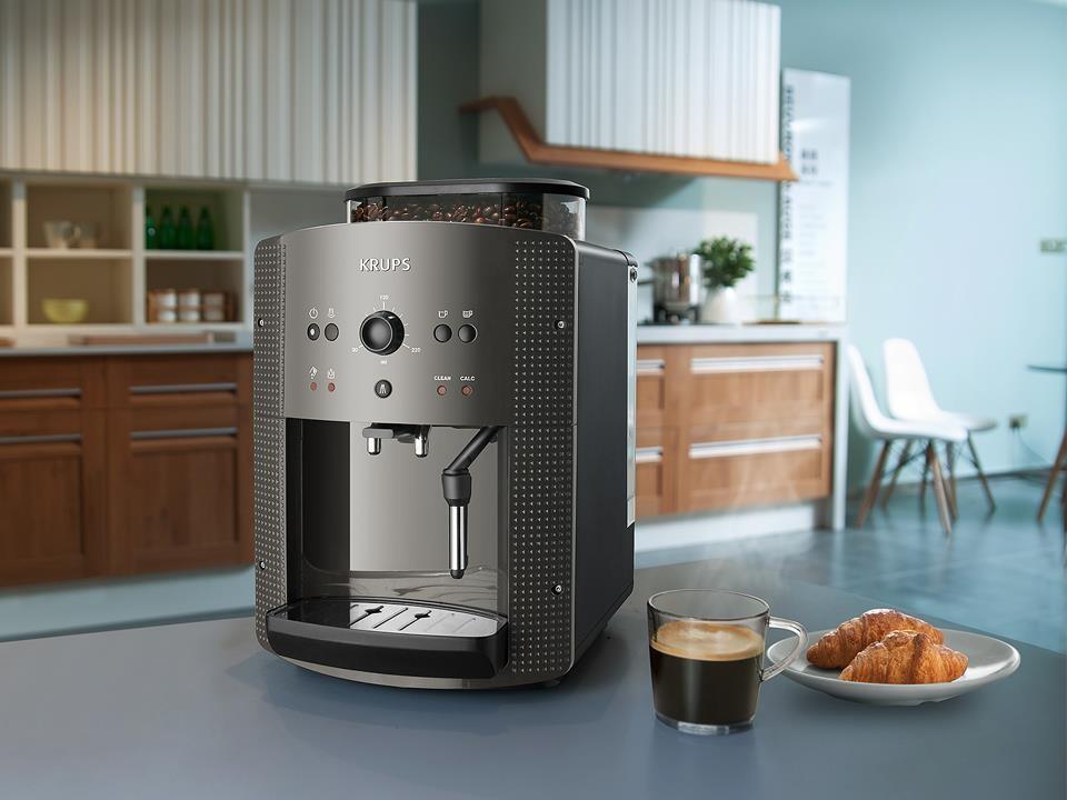 KRUPS EA8150 全自动咖啡机