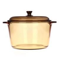 Luminarc 樂美雅 玻璃琥珀鍋 3L
