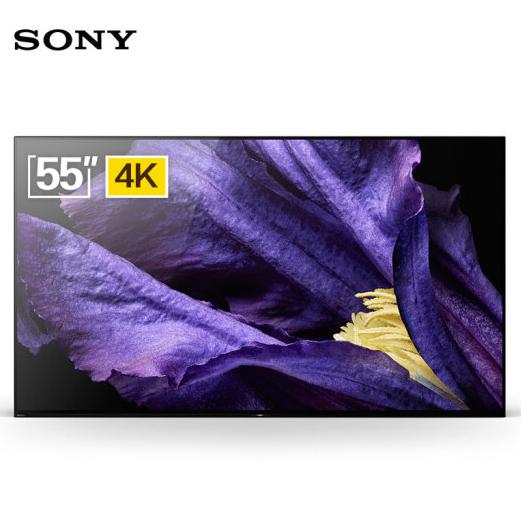 SONY 索尼 KD-65A9F 4K OLED电视