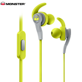 MONSTER 魔声 iSport Compete 入耳式运动耳机
