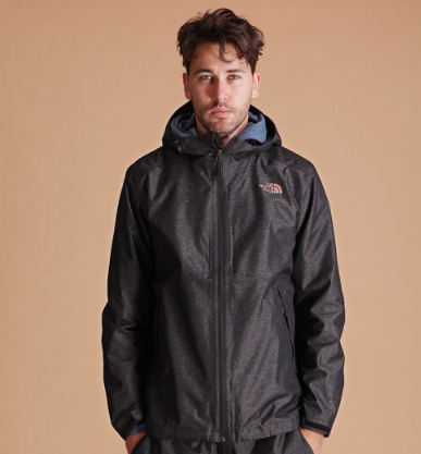 THE NORTH FACE 北面 366T 男子冲锋衣