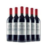 奔富(Penfolds)洛神山庄设拉子(西拉)红葡萄酒 750ml*6瓶整箱装 任嘉伦代言 澳大利亚原瓶进口红酒