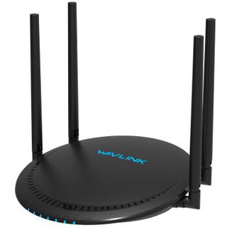 WAVLINK 睿因 A42 1200M双千兆无线路由器