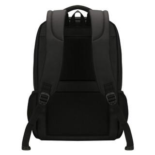SWISSGEAR双肩背包 商务15.6英寸电脑包笔记本双肩包男学生书包休闲运动旅行防泼水背包 SA-9962 黑色