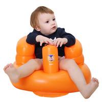 馬博士(DOCTOR MA)嬰兒多功能充氣座椅寶寶沙發搖搖椅兒童餐椅便攜安全浴凳嬰兒游泳戲水玩具 *4件