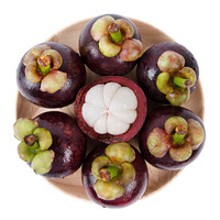 泰國進口山竹 約1kg 5A級大果 新鮮水果