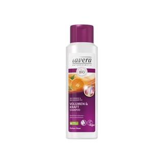 lavera 拉薇 有机橙+绿茶 丰盈强健洗发露 250ml