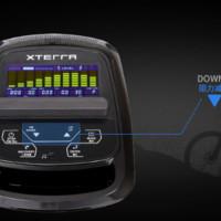 XTERRA 司特拉  xt180001 家用静音电磁控动感单车