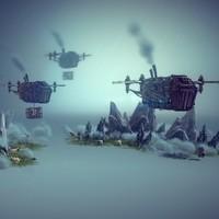 历史低价 : 《Besiege》(围攻)PC数字版游戏