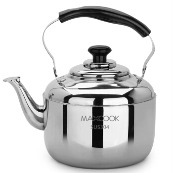 MAXCOOK 美厨 MCH653 不锈钢烧水壶 5L
