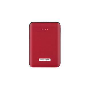 半岛铁盒 A10 12000毫安迷你小巧便携移动电源2.1A双输出苹果/安卓手机通用充电宝 红色