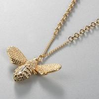 考拉海購黑卡會員 : SWAROVSKI 施華洛世奇 5394212 大蜜蜂長款項鏈 *3件