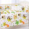 Elepbaby 象寶寶 嬰兒床品七件套 (動物王國)