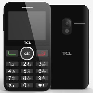 TCL 121 老人手机 移动联通2G手机 双卡双待