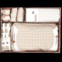 L-LIANG 良良 嬰兒苧麻禮盒8件套 *3件