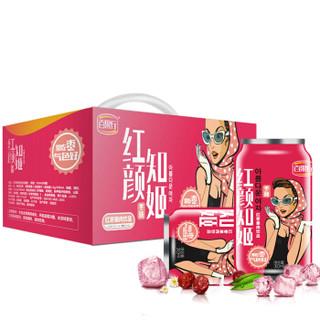 百果行 红枣果肉果汁 310ml*6罐