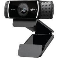 Logitech 罗技 C922 高清网络摄像头 送三脚架