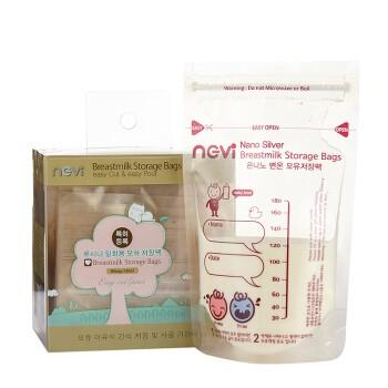 ncvi 新贝 XB-9031  母乳储存袋 60片装