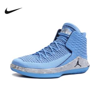 AIR JORDAN 32  AH3348-105 男子篮球鞋 (蓝色、45)