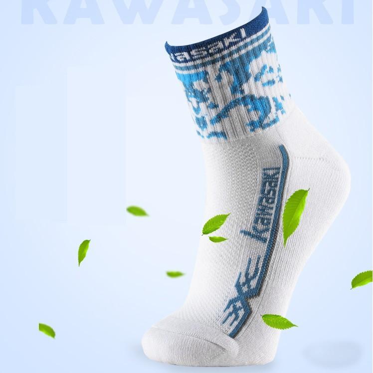 KAWASAKI 川崎 KW-6103 羽毛球袜
