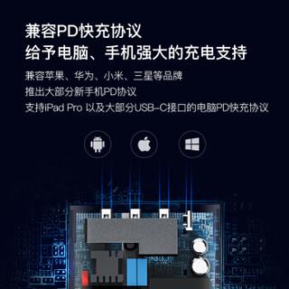网易智造 72W 4口PD充电器