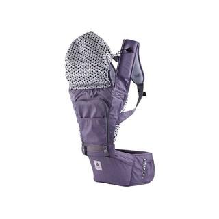 POGNAE  四季透气款 PGN-FV-507 多功能婴儿背带腰凳 紫色