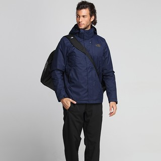 THE NORTH FACE 北面 3RKA 男士三合一冲锋衣