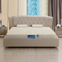 QuanU 全友 105001 锰钢弹簧床垫 1.5m