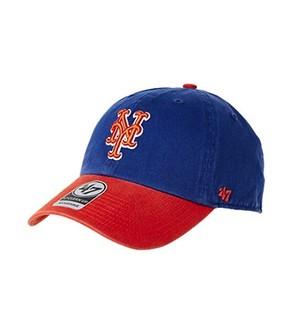 MLB 美职棒 Clean Up 男士 可调节棒球帽