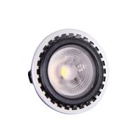 雷士照明(NVC) led燈杯led光源MR16節能射燈光源12V燈杯 單顆燈珠白光4W *3件