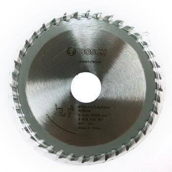 博世(BOSCH) 木工圆锯片4寸40齿 100mm(2608642967)