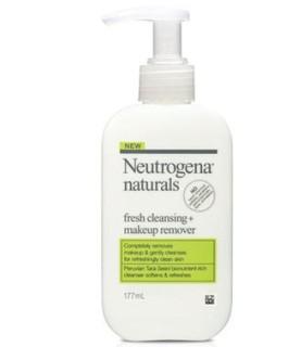 Neutrogena 露得清 天然卸妆清洁乳 177ml