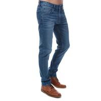 BEN SHERMAN 男士全棉修身牛仔裤 *2件